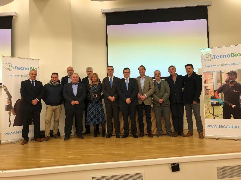 Encuentro de delegaciones TecnoBio en España