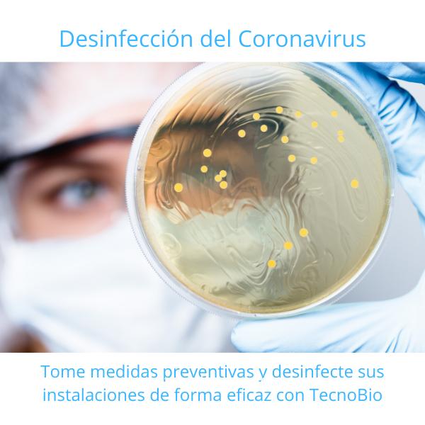 desinfeccion coronavirus covd 19 españa