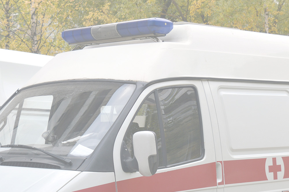 Desinfección de ambulancias y UVIs móviles