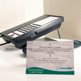 Certificado FreeBac TecnoBio