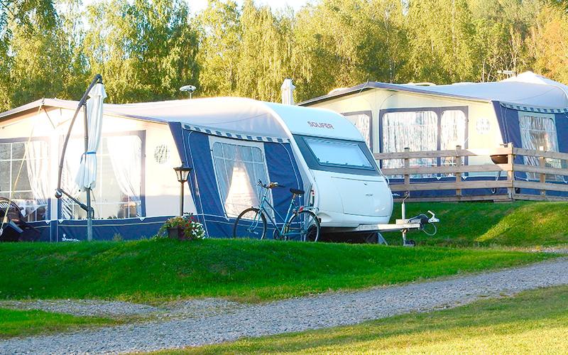 Desinfección de campings