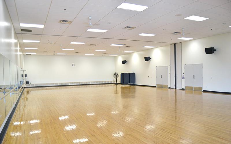 Desinfección de centros deportivos y gimnasios