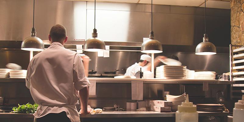 Desinfección de restaurantes