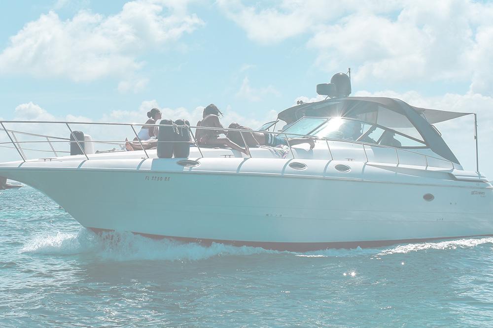Desinfección de embarcaciones