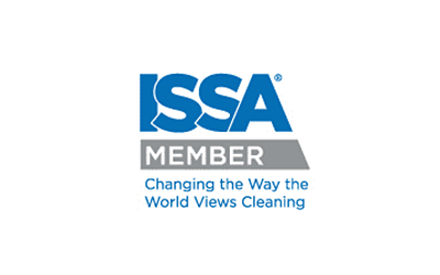 ISSA MEMBER. The Worldwide Cleaning Industry Association